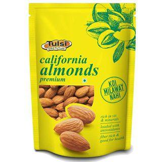 Tulsi California Almonds 500g at Rs.425
