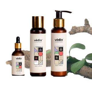 Order Customized Hair Care Vedix Box