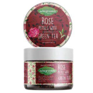 Wingreens Farm's Green Tea Start at Rs.300