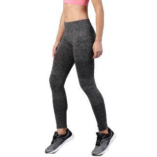 Buy HRX by Hrithik Roshan Women Black Yoga Tights at Best Price