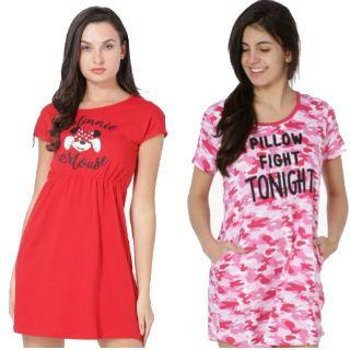 Women Sleepwear Starting at Rs. 399