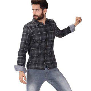 Get Flat 50% +10% Off on Wrogn Men's Wear