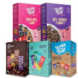 Yogabar Best Selling Combo Pack @ 1688