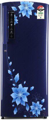 MarQ By Flipkart 190 L Direct Cool Single Door 4 Star Refrigerator