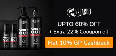 Beardo offerss